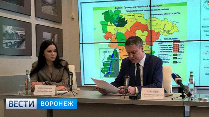Избирком рассказал о жалобах в день выборов в Воронежской области