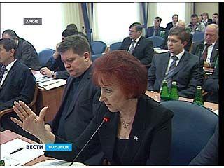 Галина Кудрявцева намерена претендовать на пост главы Воронежа