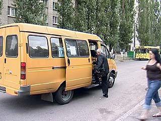 """""""Газели"""" с городских улиц, возможно, исчезнут уже к юбилею столицы Черноземья"""