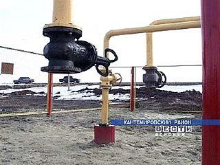 """""""Газпром"""" займется газификацией области"""