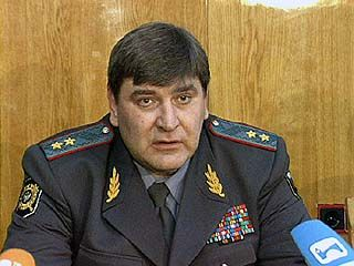 Генерал-лейтенанта Хотина представили сотрудникам Воронежского УВД