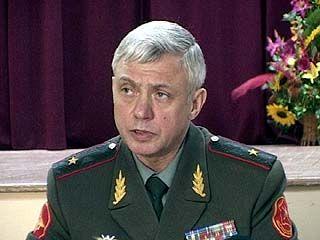 Генерал-майор Виктор Калашников покинул свой пост