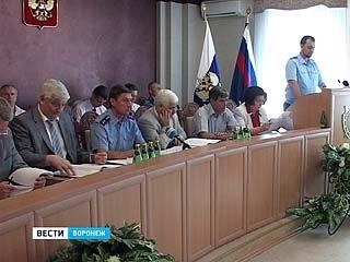 Генеральный прокурор Владимир Малиновский принял участие в прошедшей коллегии