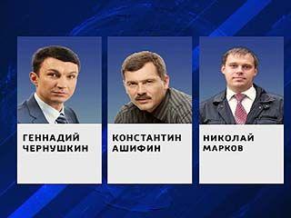 Геннадий Чернушкин подал заявление на участие в выборах мэра