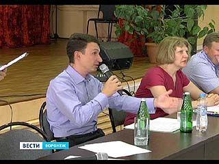 Геннадий Чернушкин встретился с жителями Левобережного района