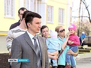 Геннадий Чернушкин встретился с жителями микрорайона на Шишкова