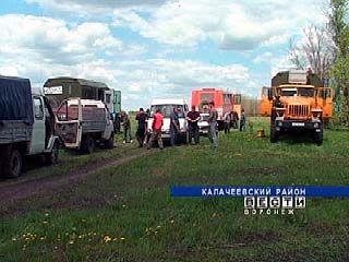Геофизики ищут нефть в Воронежской области