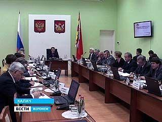Глава области провёл выездное заседание правительства в Калаче