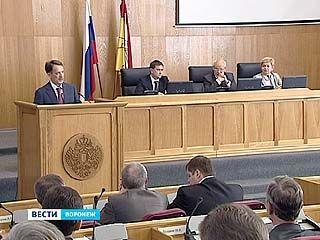 Глава региона подвёл итоги работы правительства за минувший год