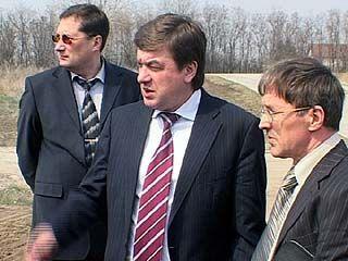 Глава Воронежа побывал с рабочим визитом в микрорайоне Шилово
