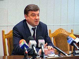 Глава Воронежа Сергей Колиух побывал в Астрахани