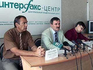 Глава Воронежского ФАС Владимир Рохмистров встретился с журналистами