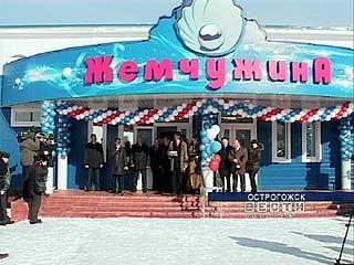 Глава Воронежской области с рабочей поездкой побывал сразу в двух районах