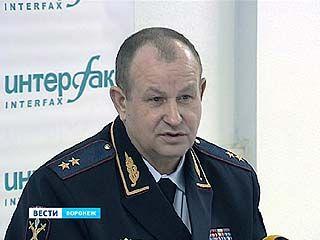 Глава воронежской полиции Александр Сысоев применяет коронный приём