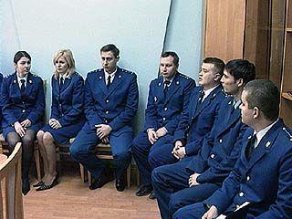 Главное для прокуратуры  - стоять на страже закона и интересов россиян