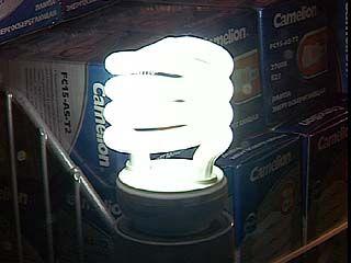 Главное, не разбить! Энергосберегающие лампы содержат ртуть