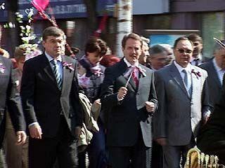 Главным событием в День Весны и Труда в Воронеже стало праздничное шествие