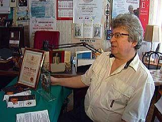 Главный дирижер Воронежского оперного театра привез из Ташкента диплом