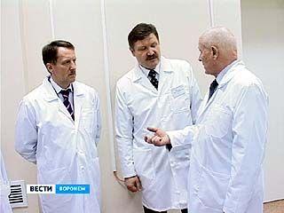 Главный онколог страны проинспектировал Областной онкологический диспансер