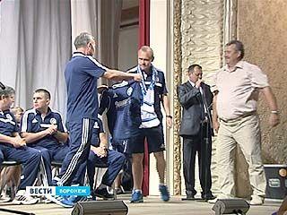 """Главный тренер """"Факела"""": команда станет более открытой для своих поклонников"""