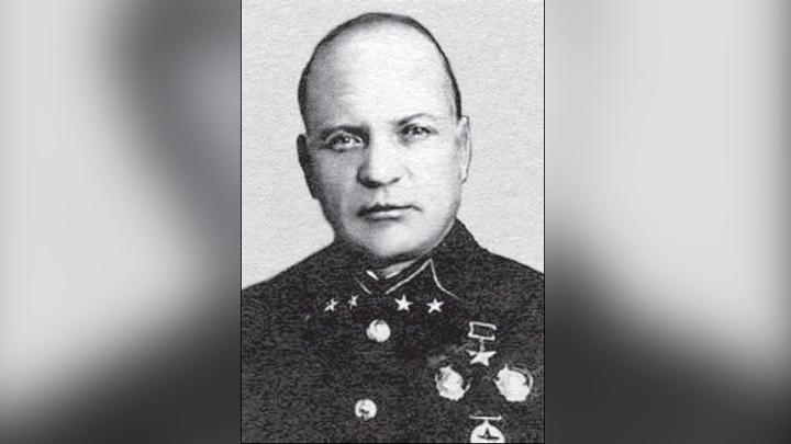 Погибшего в боях за Воронеж Александра Лизюкова посмертно наградили орденом Жукова