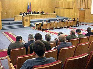Городская дума Воронежа утвердила бюджет города на 2004 год