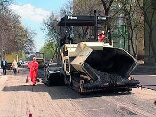 Городские власти к капитальному ремонту дорог ещё не приступали