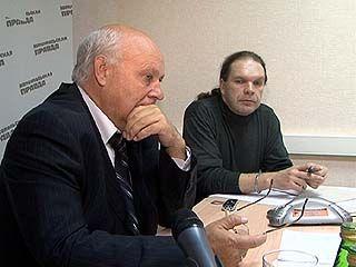 Горожане задавали вопросы председателю Воронежской областной думы