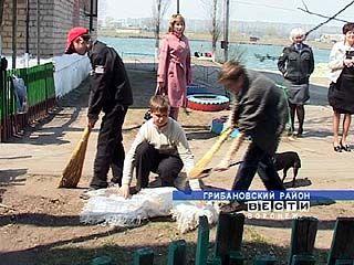 """Грибановские милиционеры организовали акцию """"Неделя добра"""""""