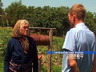 Грибановские милиционеры задержали бандитов, ограбивших пенсионерку