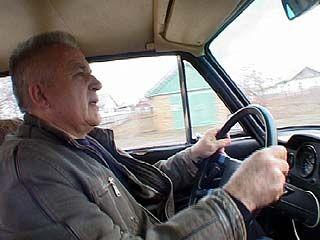 Грибановский таксист пострадал в битве за клиентов