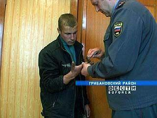 Грибановцы задержали четырех воришек из Терновского района