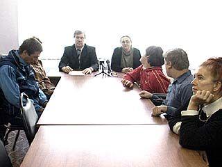 Группа инвалидов вернулась из Анапы