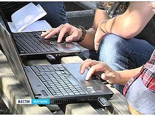 Группа воронежских пытливых умов взяли мобильный Интернет в свои руки