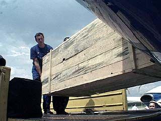 Груз-200 доставили в Воронеж