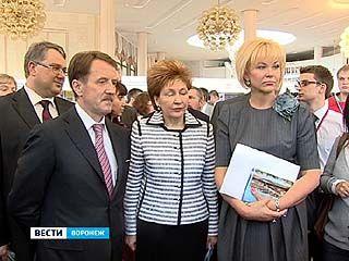 Губернатор Алексей Гордеев открыл Всероссийский форум студентов
