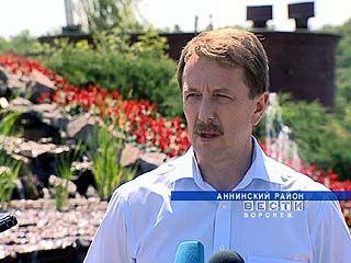 Губернатор Алексей Гордеев побывал на воронежской Кубани