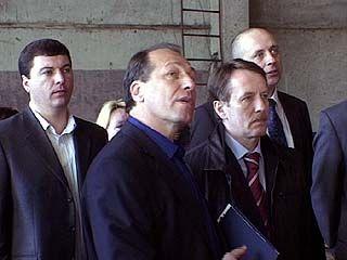 Губернатор Алексей Гордеев побывал на заводе Водмашоборудование