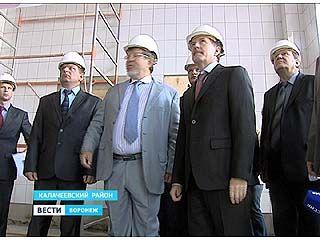 Губернатор Алексей Гордеев побывал с инспекцией в трёх районах области