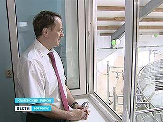Губернатор Алексей Гордеев побывал с рабочей поездкой в Каменском районе