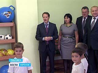 Губернатор Алексей Гордеев побывал с рабочей поездкой в Павловске и Калаче