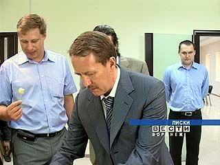 Губернатор Алексей Гордеев посетил Лискинский район с рабочим визитом