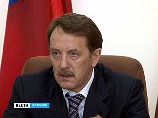 Губернатор Алексей Гордеев представил отчет перед депутатами облдумы
