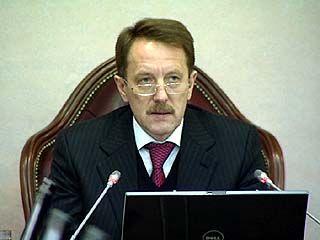 Губернатор Алексей Гордеев встретился с  руководителем федерального казначейства