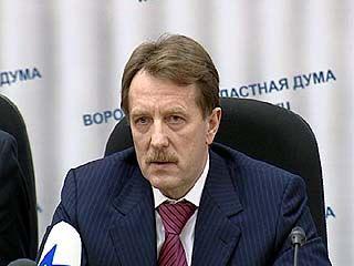 Губернатор Алексей Гордеев встретился с членами правительства области