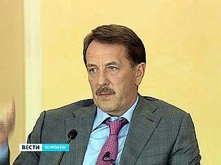 Губернатор Алексей Гордеев встретился с воронежскими журналистами