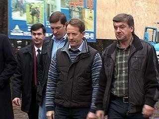 Губернатор и мэр Воронежа проинспектировали общегородской субботник
