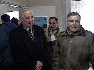 Губернатор Кулаков посетил санаторий имени Горького