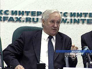 Губернатор Кулаков провел пресс-конференцию в Москве