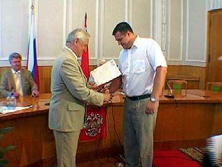 Губернатор наградил лучших строителей Воронежской области